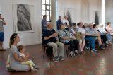 Navštivte výstavu Petera Kotvana v synagoze / fotogalerie / Vernisáž výstavy Petera Kotvana, foto: Jiří Necid