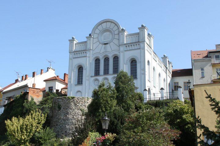 Odpoledne chval v Synagoze