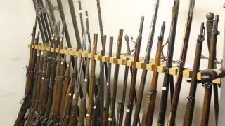 Hranice na mušce – nová expozice zbraní na zámku