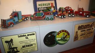 Hranické muzeum vtáhne zpět do dětství. Výstava představí hračky všeho druhu