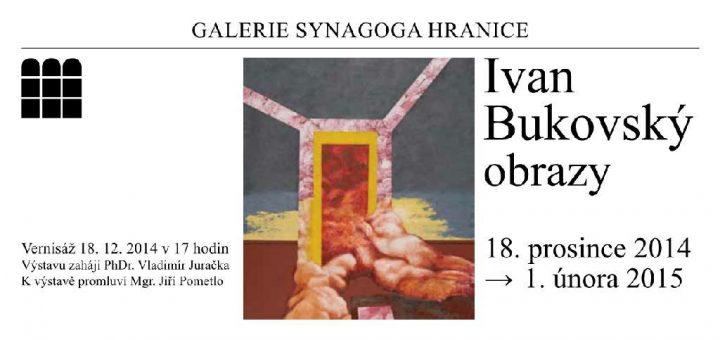Ivan Bukovský – obrazy