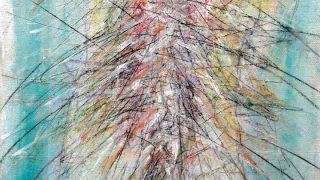 Miroslav Šnajdr st. – Obrazy, kresby / fotogalerie / Sebastian (1981) Olej na plátně 72 × 54 cm