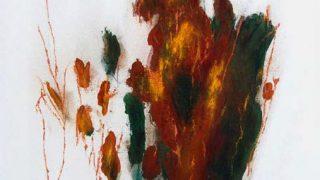 Miroslav Šnajdr st. – Obrazy, kresby / fotogalerie / Po 8. 11. 2007 Olejová tempera na plátně 100 × 80 cm