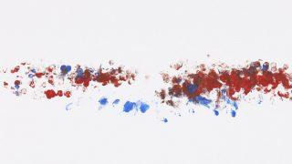 Peter Kotvan – Commutatio / fotogalerie / Peter Kotvan - F.Chopin - Etuda f mol, acryl on paper, foto: archiv autora