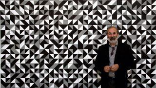 Viktor Hulík – Geometrica / fotogalerie / VH a Variácie s trojuholníkmi, foto: archiv autora