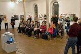Vernisáž výstavy Jaroslavy Severové v synagoze / fotogalerie / Vernisáž výstavy Jaroslavy Severové, foto: Jiří Necid