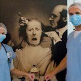 Vernisáž k výstavě Nemocnice