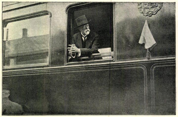 95. výročí státní návštěvy prezidenta Masaryka