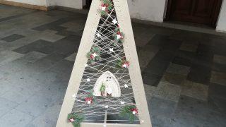 Výstava vánočních stromků / fotogalerie / MŠ Klíček, foto: Ivana Žáková