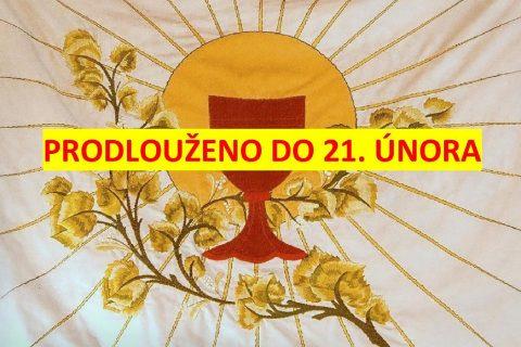 ZAVŘENO: Ve znamení kříže a kalicha
