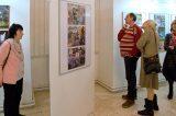 Výstava fotografií Milana Kaštovského v muzeu / fotogalerie / Vernisáž výstavy Milana Kaštovského - Osmdesát, foto: Jiří Necid