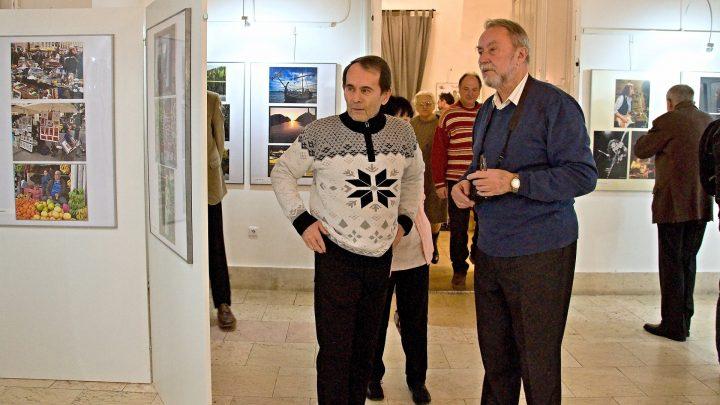 Výstava fotografií Milana Kaštovského v muzeu