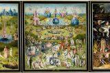 Z muzejních sbírek: Krásně ošklivá keramika / fotogalerie / Hieronymus Bosch - Zahrada pozemských rozkoší, foto: wikipedia.org