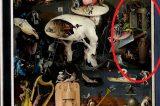 Z muzejních sbírek: Krásně ošklivá keramika / fotogalerie / Hieronymus Bosch - Zahrada pozemských rozkoší - detail, foto: wikipedia.org