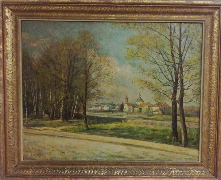 Z muzejních sbírek: Vlodkův obraz