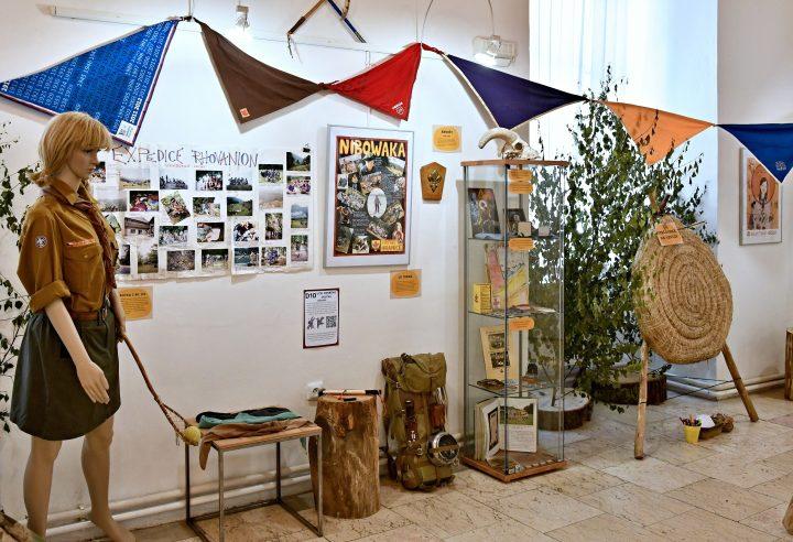 Skauti se usadili v muzeu na Staré radnici