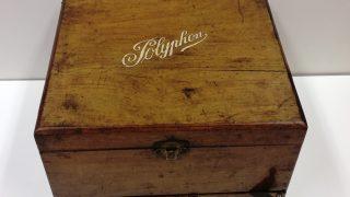 Z muzejních sbírek: Hrací skříňky