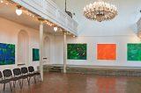 Výstava Františka Hodonského v synagoze / fotogalerie / Výstava Františka Hodonského v Galerii Synagoga, foto: Jiří Necid