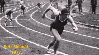 Historie hranické atletiky v 70. letech
