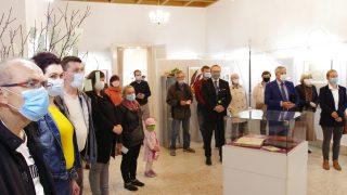 Výstava Ve znamení kříže a kalicha v muzeu