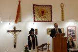 Výstava Ve znamení kříže a kalicha v muzeu / fotogalerie / Vernisáž výstavy Ve znamení kříže a kalicha, foto: Pavel Diatka
