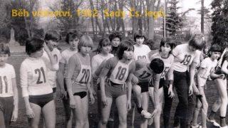 Historie hranické atletiky v 80. letech