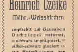 Z muzejních sbírek: Tašky od Czeikeho / fotogalerie / Czeike, tisk, foto: sbírky hranického muzea