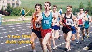Historie hranické atletiky v 90. letech
