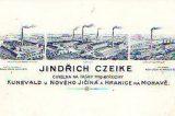 Z muzejních sbírek: Tašky od Czeikeho / fotogalerie / Jindřich Czeike - cihelna na tašky pro střechy, foto: sbírky hranického muzea