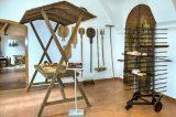 Z muzejních sbírek: Dveře ze Schlesingerovy pekárny / fotogalerie / Dveře Schlesingerovy pekárny, foto: archiv MKZ Hranice