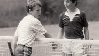 Kouzlo bílého sportu / fotogalerie / Krajský přebor mlašího žactva, 1985, foto: sbírky městského muzea a galerie