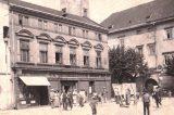 Z muzejních sbírek: Dveře ze Schlesingerovy pekárny / fotogalerie / Schlesingerova pekárna, foto: sbírky hranického muzea