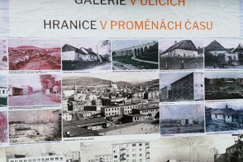 Galerie v ulicích města