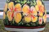 Velikonoční výzdoba zkrášluje centrum Hranic / fotogalerie / Kraslice malovaná hranickou rodačkou Renatou Doleželovou, foto: Jiří Necid