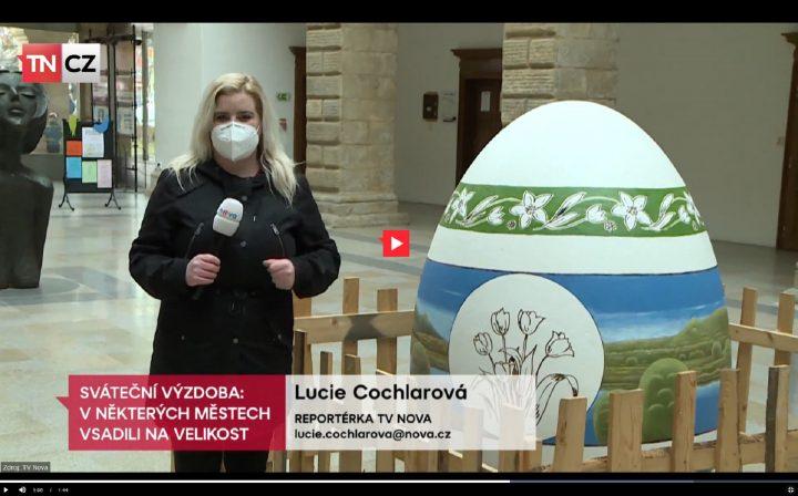 Hranice se objevily v hlavních zprávách TV Nova