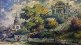 Z muzejních sbírek: Obrazy impozantní synagogy