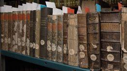 Jak vypadá Gallašova knihovna dnes