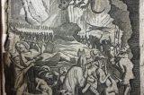 Jak vypadá Gallašova knihovna dnes / fotogalerie / Obrázek z knihy o Jidášovi z roku 1710, foto: archiv MKZ Hranice