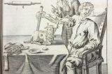Gallašova knihovna – 210 let od založení / fotogalerie / Obrázek z knihy o nových metodách chirurgie vydané v Lipsku v roce 1722, foto: archiv MKZ Hranice