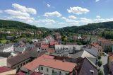 Zdolejte 122 schodů a Hranice máte jako na dlani / fotogalerie / Výhled z věže Staré radnice foto: Kateřina Macháňová