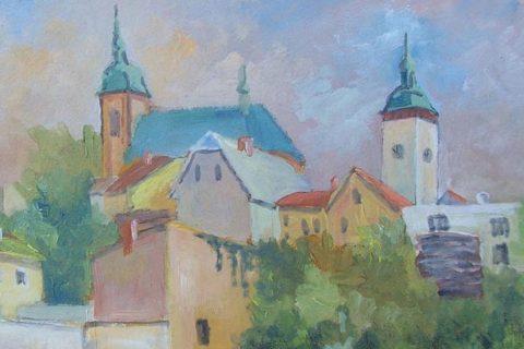 Výstava Jaroslava Jakubce