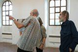 Výstava Anežky a Miroslava Kovalových / fotogalerie / Vernisáž výstavy Anežka Kovalová & Miroslav Koval – Malba-kresba-fotografie, foto: Jiří Necid
