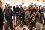 Hranická rocková scéna obsadila Starou radnici / fotogalerie / Hranická rocková scéna devadesátých let na Staré radnici, foto: Jiří Necid